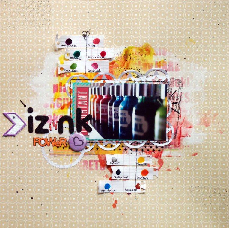 iZiiink power