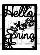 Etiquette Hello Spring