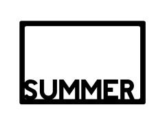 étiquette Summer