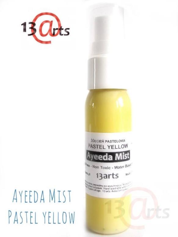 Mist Pastel Yellow