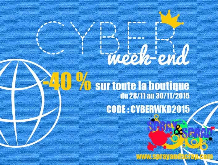 Cyber week-end 2015
